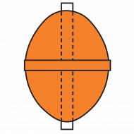 Model B1130B Type B Barrier Float