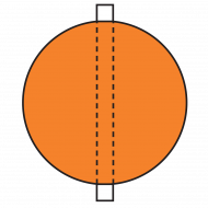 Model B1800B Type B Barrier Float