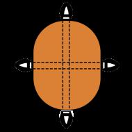 Model B1830C Type C Barrier Float