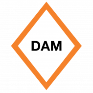 Dam Warning Signs