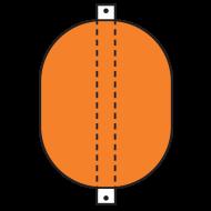 Model B2436B Type B Barrier Float